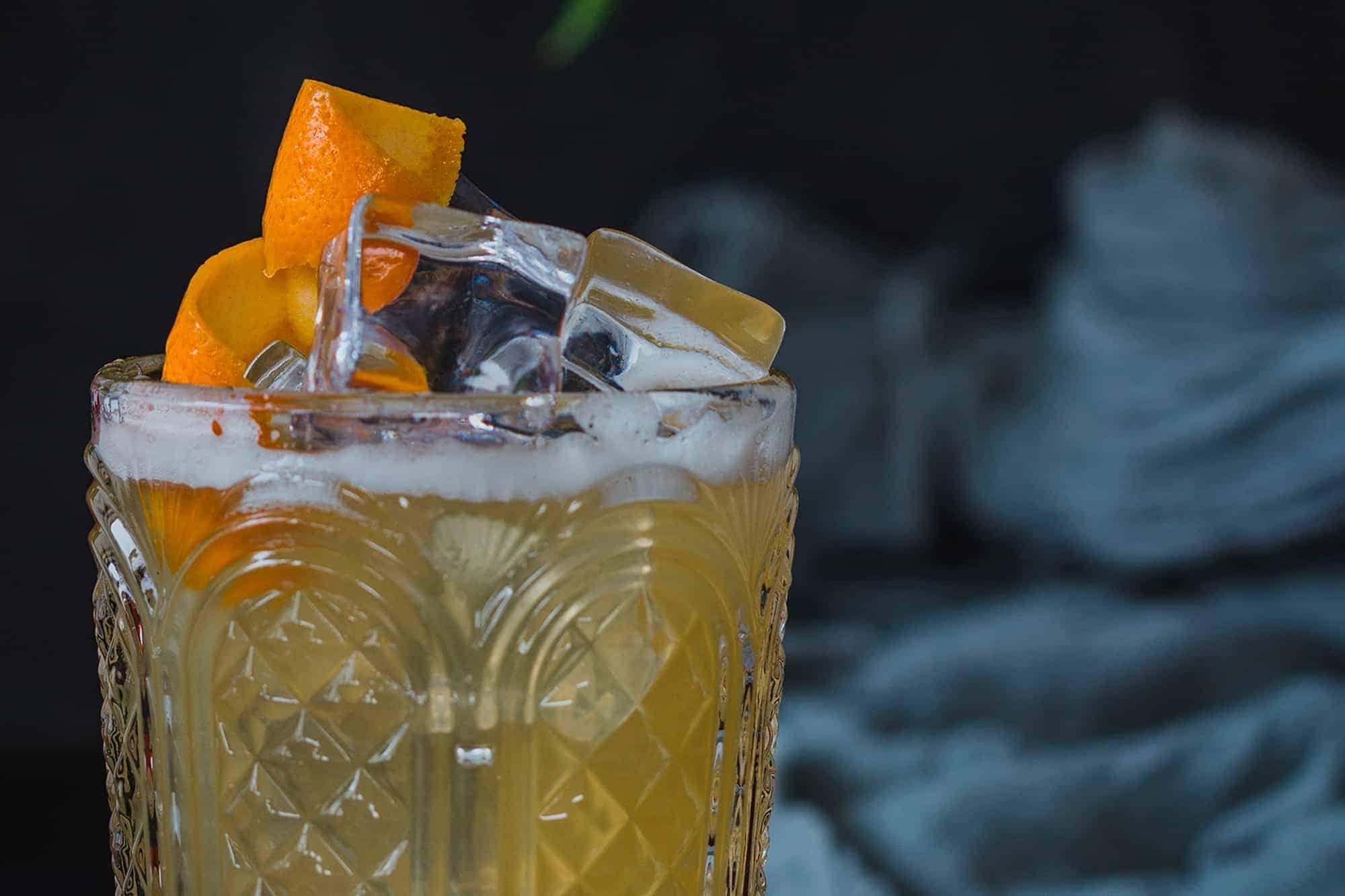 Coctelería: Whisky Sour