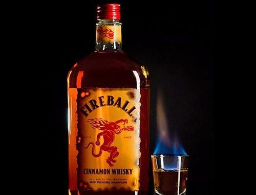 Hoy te presentamos Fireball Cinnamon Whisky